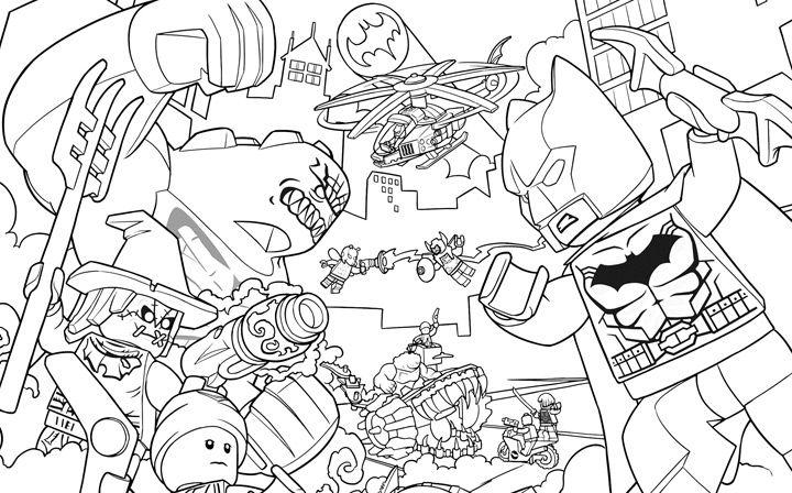 21 New Ausmalbilder Kostenlos Lego Marvel: 21 Best Lego Batman Images On Pinterest