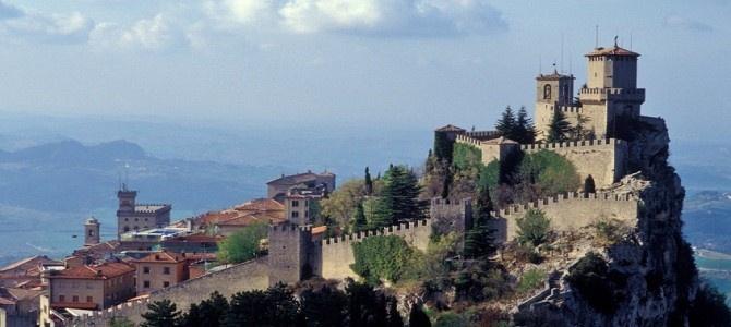 San Marino, the oldest republic - Republic of San Marino £85