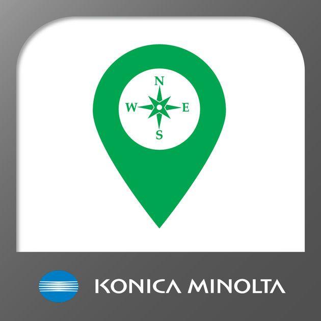 #NEW #iOS #APP Konica Minolta KoMpass - Atmosphere Apps, Inc.