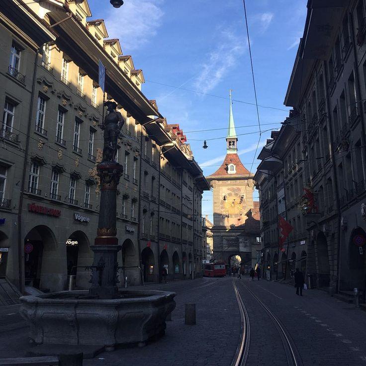 Bern Marktgasse