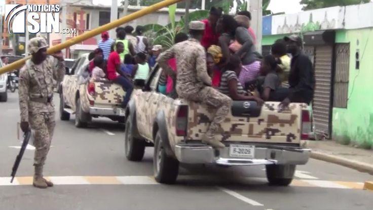 Más de 46 mil haitianos indocumentados han sido apresados en primeros seis meses de este año