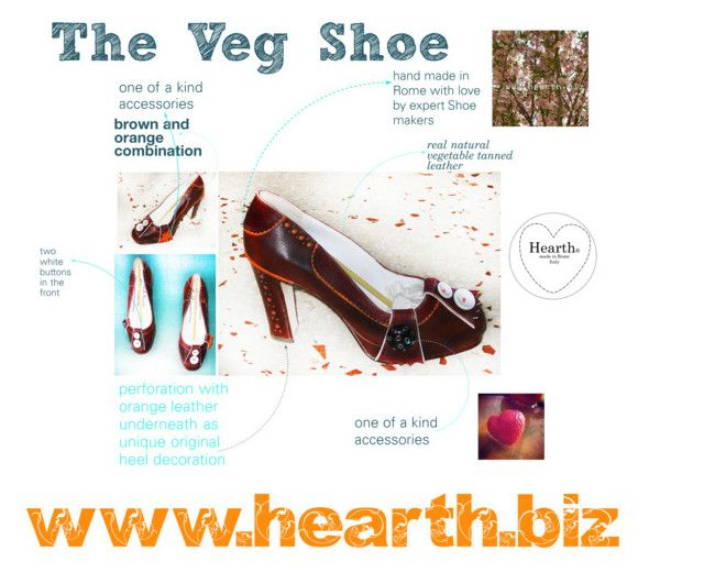 """""The Weg Shoe"" by Hearth"" by hearthfashion on Polyvore featuring moda, hearth, madeinItaly, handmadeinrome, artisanalshoes e vegetabletannedleather"
