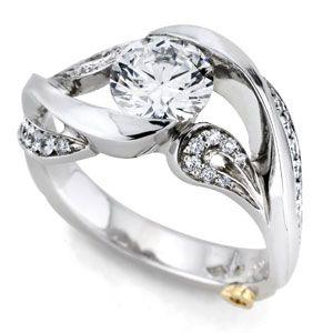 25 best Wedding ring redesign images on Pinterest Diamond rings