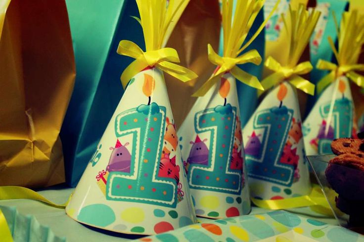 Primo Compleanno | CatchMyParty.com