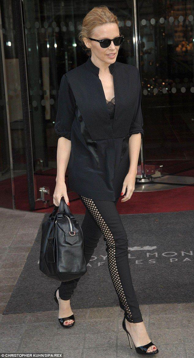 Kylie Minogue 15th November 2014