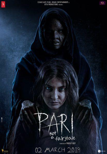 Anushka Sharma Shared Pari's movie Poster. Fans make Virat Kohli In It & Hilarious Memes On Twitter