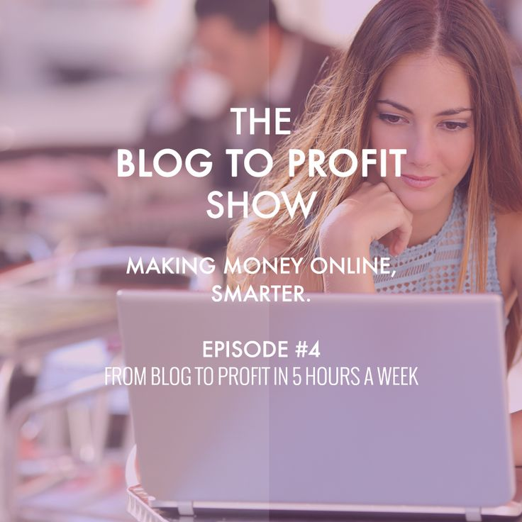 The Blog to Profit Show Episode #4