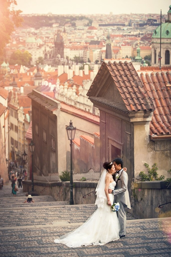 Wedding in Prague by Alibric Photography