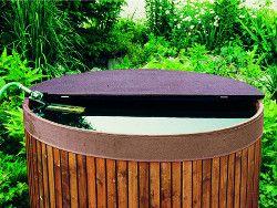 Rainwater Tank Cover - 200Ltr