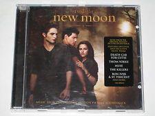 TWILIGHT NEW MOON ORIGINAL SOUNDTRACK CD BAND OF SKULLS MUSE BON IVER THOM YORKE