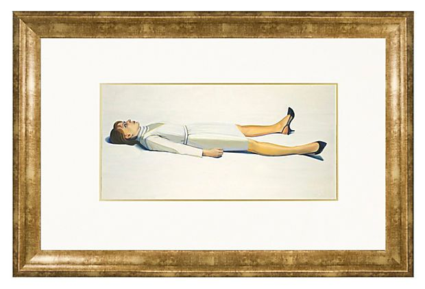 Wayne Thiebaud, Supine Woman, 1963: Perfect Pieces, Woman 1963, One King Lane, Wayne Thiebaud, Supin Woman, Onekingslan Com, Artists Loft, Products, Supin Positive