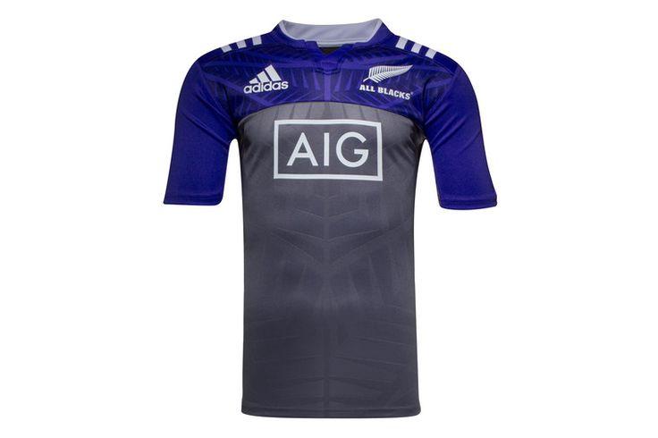 All Black training shirt (New Zealand)