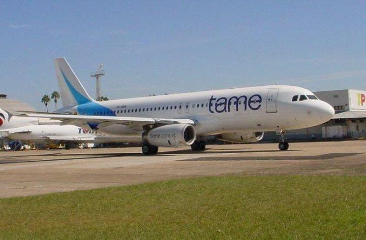 Tame Ecuador Airlines   TAME Ecuador Plans Fly to Cuba