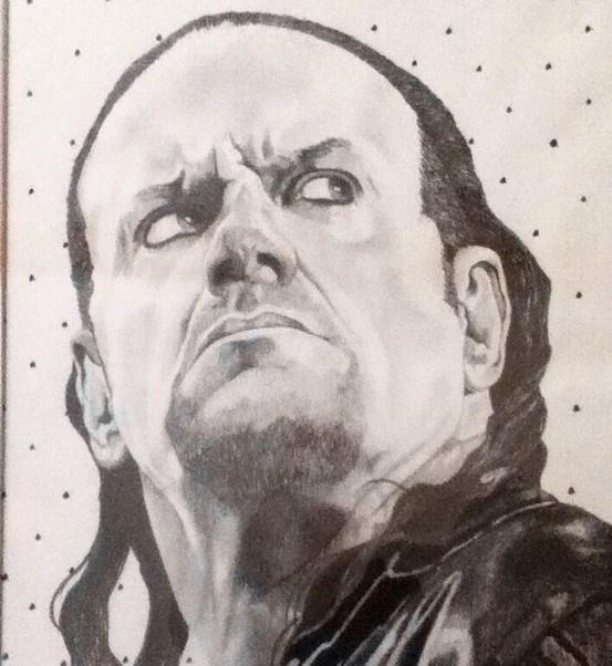 The Undertaker by Dane #WWE