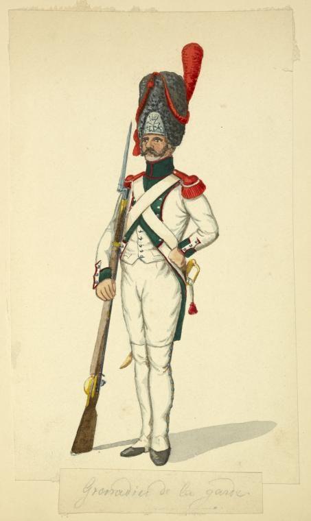 Granatiere della guardia reale italiana