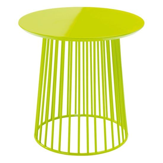 Cage Side Table From Dwell | Side Tables | PHOTO GALLERY | Livingetc |  Housetohome