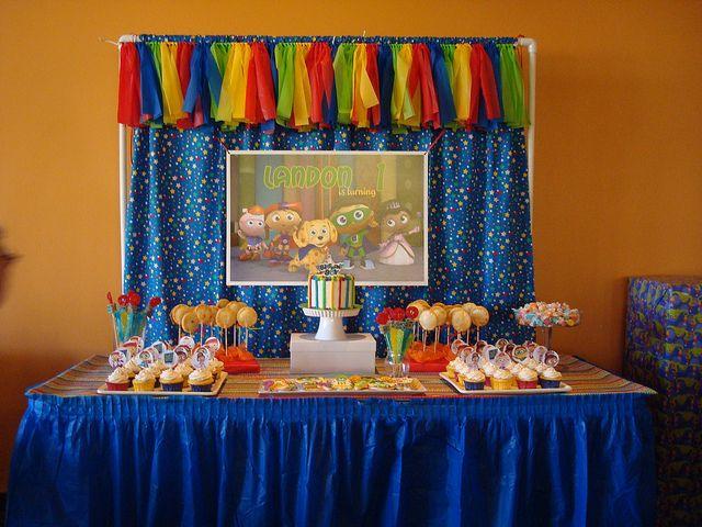 Landon Super Why Birthday (67) | Flickr - Photo Sharing! @Barbara Acosta Acosta Acosta Newlon