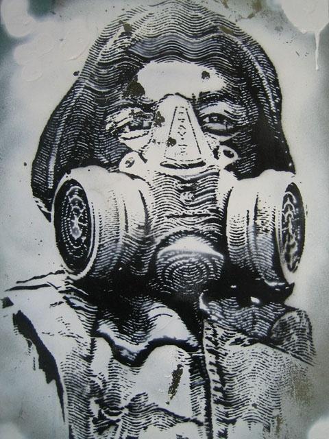 Nazza Stencil, Argentina