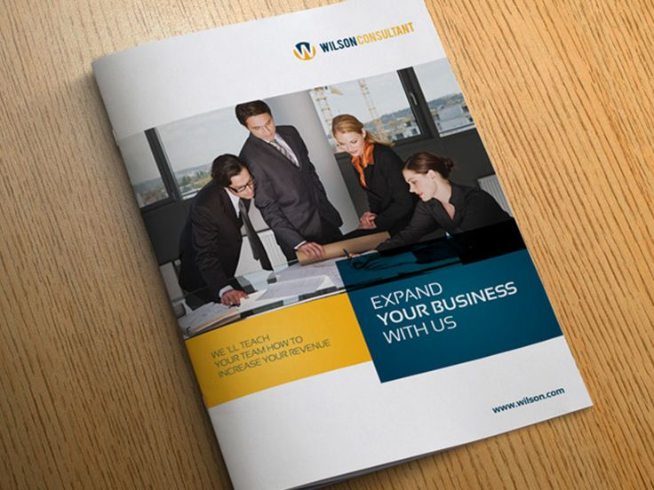 Best Business Brochure Images On   Business Brochure