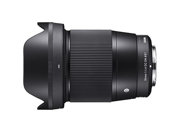 Sigma developing 'world's first' 16mm F1.4 lens for crop sensor E-Mount and MFT