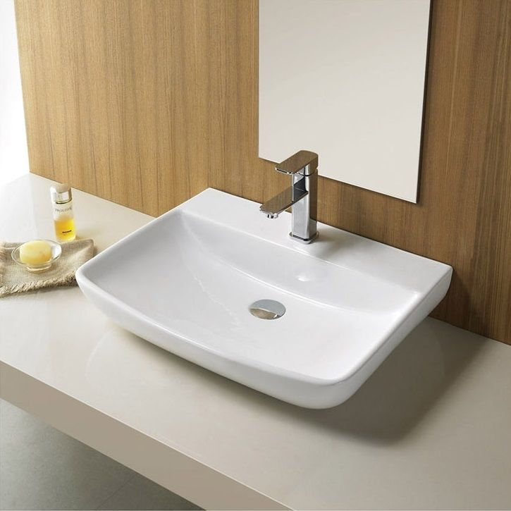 Umywalka Ceramiczna Scienna Nablatowa Lidia Rea 6245265096 Oficjalne Archiwum Allegro Home Decor Vessel Design