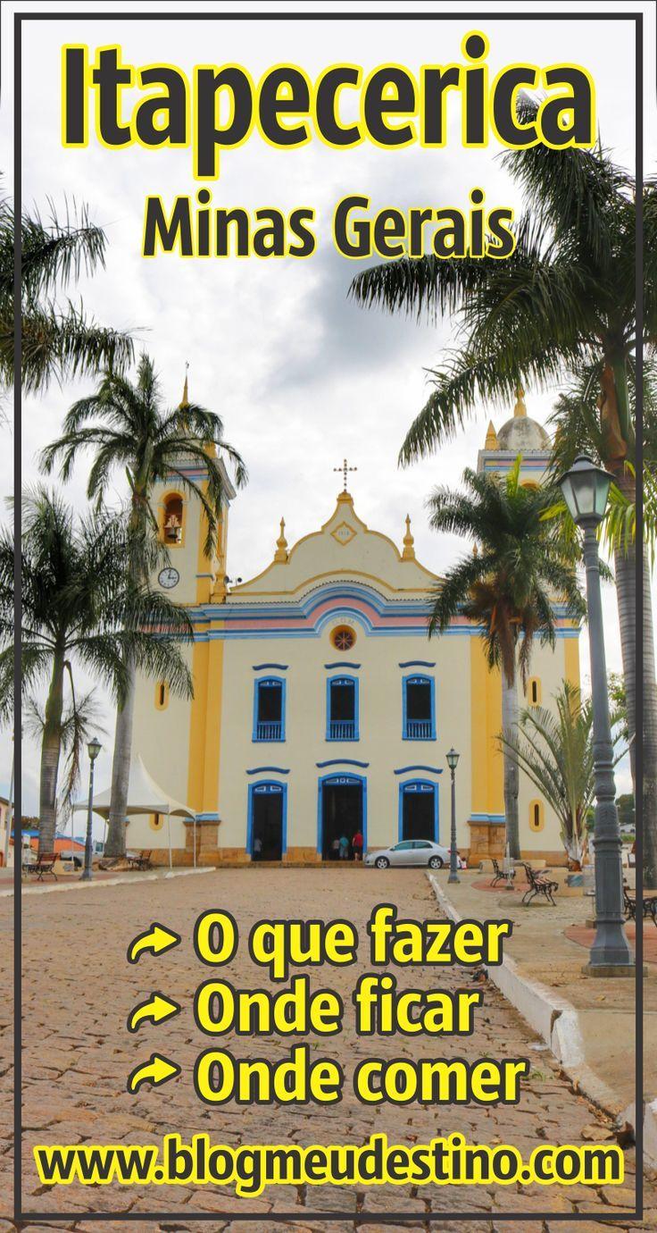 Itapecerica Minas Gerais fonte: i.pinimg.com
