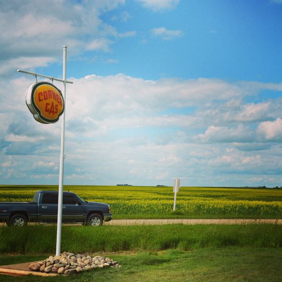 Corner Gas: The Movie is being filmed in Saskatchewan and tours are available.