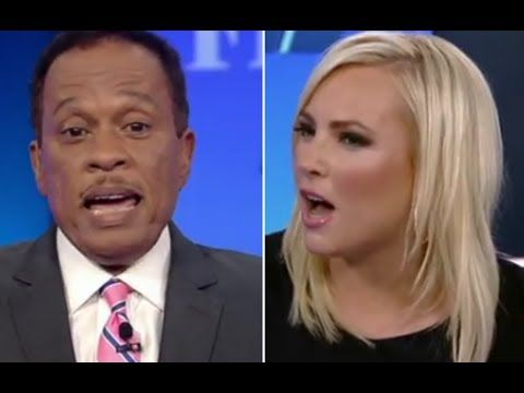 """THIS IS RIDICULOUS"" - MEGHAN MCCAIN vs JUAN WILLIAMS ON ILLEGAL GETTING PAID FOR BREAKING THE LAW - YouTube"