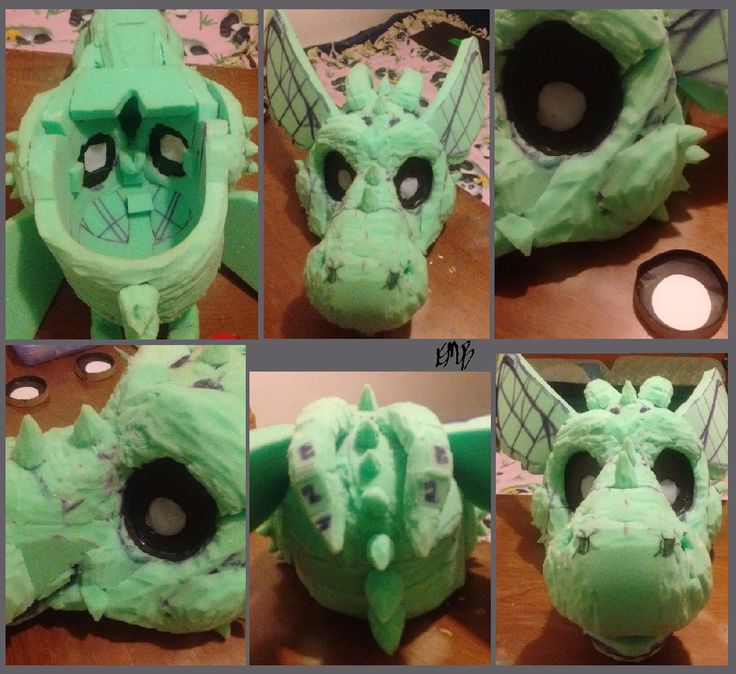 Agro's fursuit head pt2 WIP -by RebelSavant99/pandabeth99 (please comment on how it looks, this is the first fursuit that I have ever made) And if you re-pin and someone comments please send them to my pin so I can get some feedback <3 thanks
