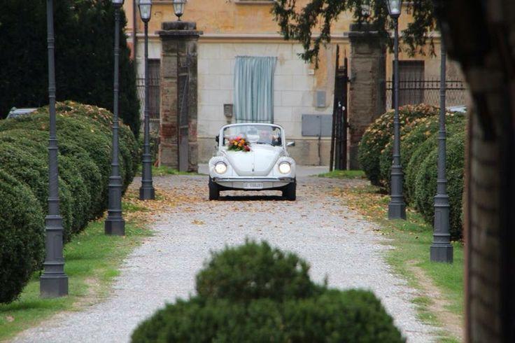 Wedding Car!