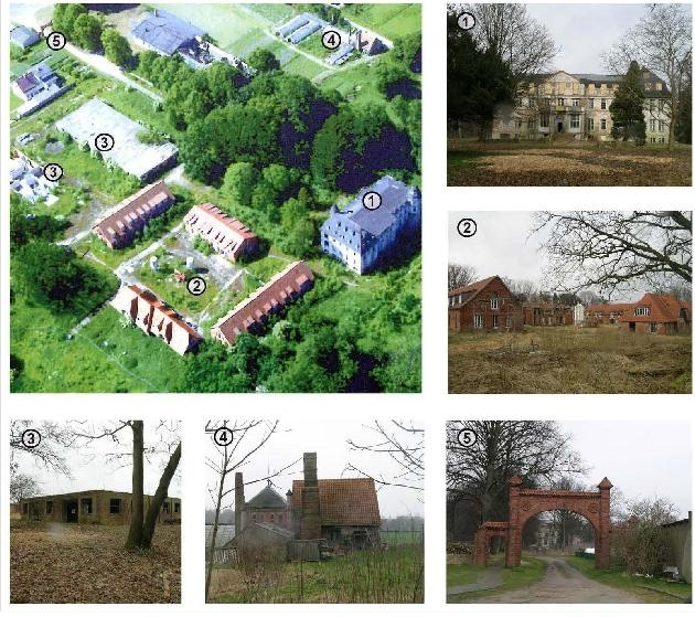 Land plot in Pötenitz, Dassow (Germany) - Castle