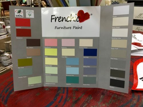 Frenchic Furniture Paint Now At White Elephant Antiques