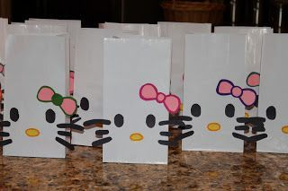 hello kitty birthday party ideas for girls – Google Search