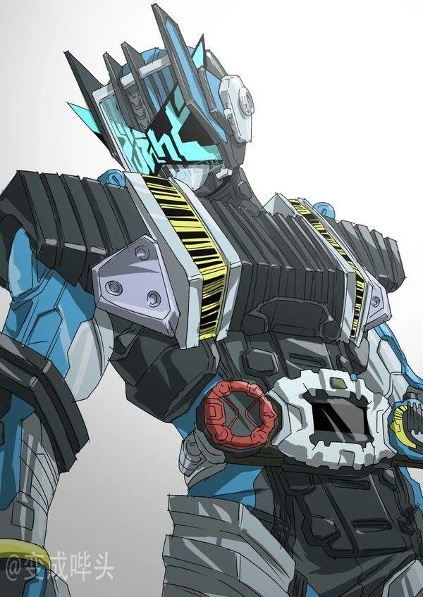 Kamen Rider Geiz Deind Armor | Kamen Rider | Kamen rider