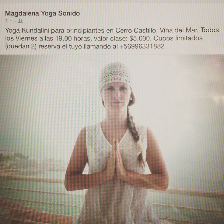 Yoga Kundalini en Viña del Mar