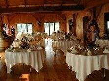 Chateau Lafayette Reneau - Our understated, elegant and charming banquet room over-looks a 180º view of Seneca Lake. #senecalake #fingerlakes #clrwine