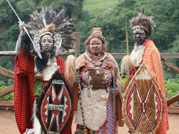 A glimpse into Kenyan traditions and values