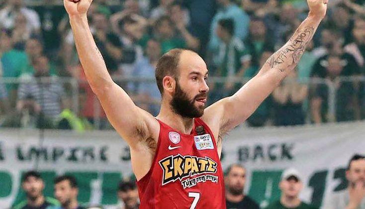 Vasilis Spanoulis and Dimitris Diamantidis on the top of Euroleague's most clutch players