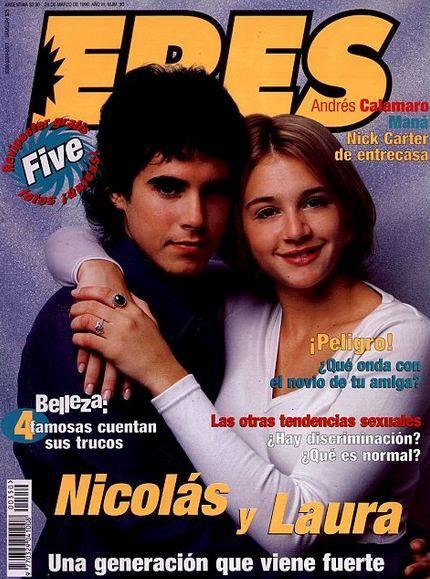 Argentina Retro: 1999 - Nicolás Cabré y Laura Azcurra, la nueva generación #argentina
