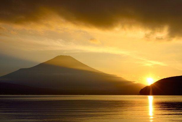Mt. Fuji 富士夕景