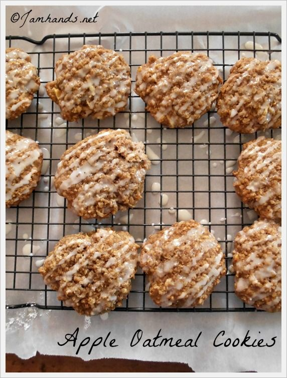 We're still on the hunt for the ultimate spicy raisin cookie recipe at our house, but in the mean time I tried out these Apple Oatm...