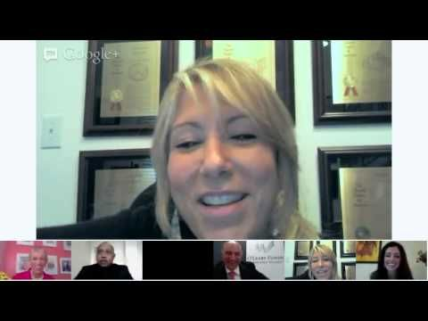 Entrepreneur.com Did a Google Hangout With the Cast Of ABC's TV Show 'Shark Tank' On Funding Your Business!