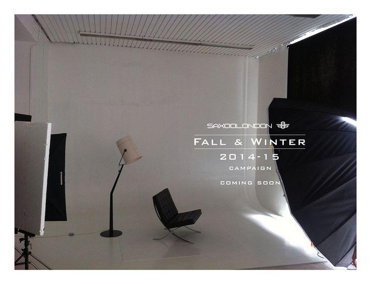 coming soon: Saxoo London Fall & Winter 2014-15 campaign
