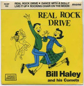 Bill Haley And His Comets - Real Rock Drive (Vinyl) at Discogs