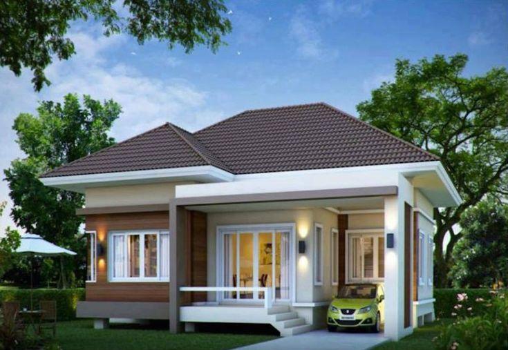 120 Desain Rumah Minimalis Modern Sederhana Terbaru 2019 Desain Rumah Kecil Desain Rumah Eksterior Rumah Minimalis