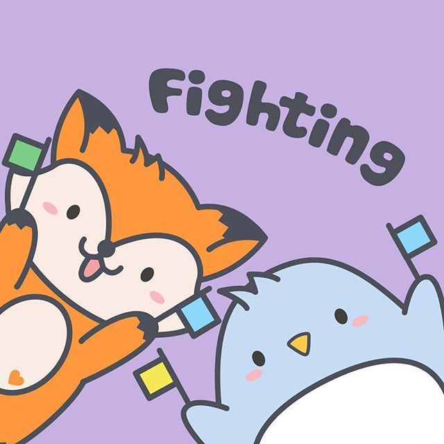 We wish you a good week and luck in all your projects!!! #piki #pikithepenguin #fighting #lucky #animals #nice #penguin #fox #project #cute #love #kawaii #friends #good #instagood #goodweek #picoftheday #flag #beautiful #bestfriend #linefriends #line #wish #art #vector