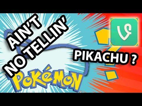 Who's That Pokemon Vine Compilation (Pokemon Vines) | Viral Vines ® - YouTube