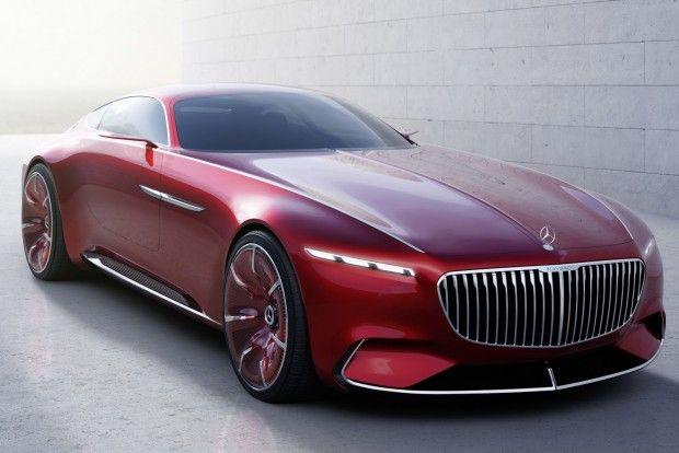 Maybach 6: é assim que a Mercedes enxerga o carro de luxo perfeito