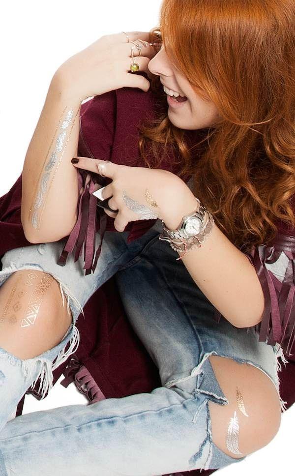 Bu Yazın En Moda Aksesuarı Flash Tattoolar Sadece 18.91 TL http://goo.gl/RrCbkW