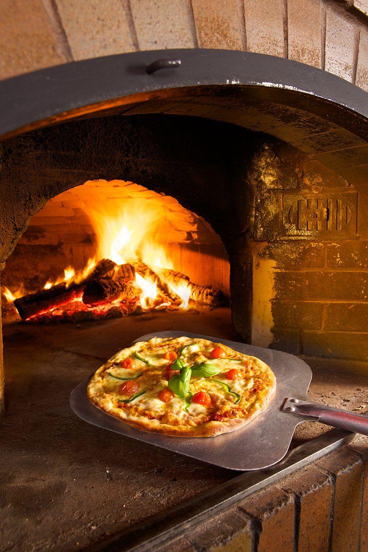 Cuisine Four A Bois #15: Pizza, Four à Bois